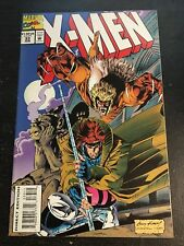 X-men#33 Awesome Condition 8.0(1994) Gambit/Sabertooth History Revealed, Kubert