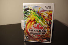 Bakugan: Defenders of the Core (Nintendo Wii, 2010) New / Factory Sealed