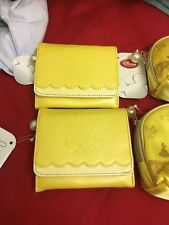 Disney Store Japan - Belle wallet - Beauty and the Beast