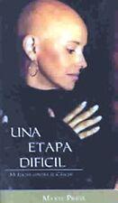 Una Etapa Dificil by Mayte Prida (2002)