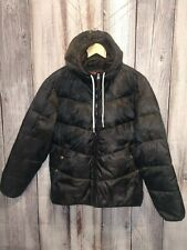 G-Star Raw Men's Attack Camo Hooded Puffer Jacket - XL