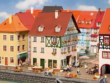 Faller 130492, Stadthaus mit Passage,  neu, OVP, Haus, Kaufhaus