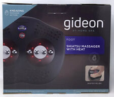Gideon Shiatsu Foot Massager with Infrared Heat 8 Shiatsu Nodes - 3 Speed Option