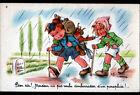 ENFANTS en RANDONNEE ... illustrée par GOUGEON