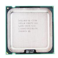 Intel Core 2 Duo 2.66 GHz 3M 1066 Mhz CPU E7300 Processor LGA775 socket SLAPB
