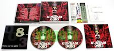CD MOBILE SUIT GUNDAM 0083 STARDUST MEMORY Ever Anime Records A8-1035/1036 OST