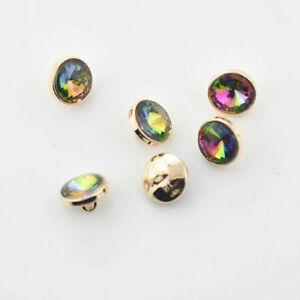 Clothing  Metal  Scrapbooking Crafts  20PCS DIY  Dress  Diamond  Buttons