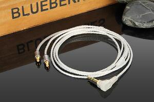 hand made Audio Cable For Audio-technica ATH-E40 E50 E70 LS40 LS70 LS50 iS