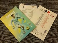 Tottenham Spurs v Liverpool F.C. Matchday Programme with teamsheet 11/1/20!!!!!!
