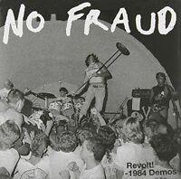 No Fraud - Revolt: 1984 Demos [New CD]