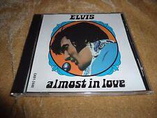Elvis: Almost In Love [1 CD] Elvis Presley (1985)  CAD1-2440
