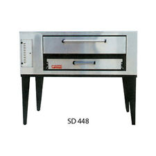 Marsal Sd-448 Gas Deck Type Pizza Oven