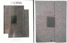 New Original INCIPIO Esquire Series Folio Gray Case for iPad Pro 12.9 inch 2017
