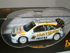 1/43 IXO FORD FOCUS RS WRC,2006 RALLY MONZA #46 VALENTINO ROSSI ,RAC255