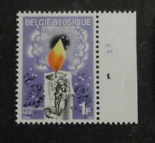 1968    cob 1478** + N° 1 ( sans charnière 212)