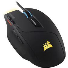 Corsair Sabre RGB LED Backlit Wired Ergonomic USB Optical 10000DPI Gaming Mouse
