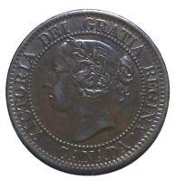 1859 Canada One 1 Cent - Victoria - Lot 1151