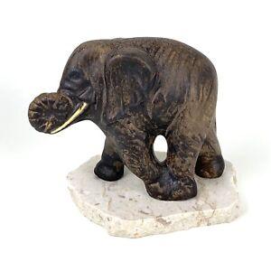 Maigon Daga Studio Elephant Ceramic Sculpture