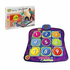 Numbers Dancing Challenge Rhythm & Beat Play Mat Kids Electronic Music Dancing