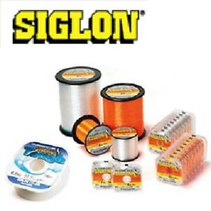 Nylon Normark Sunline Siglon V 0.26mm 6.000kg 100m orange