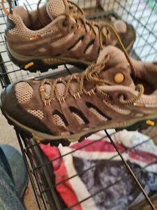 Merrell Continuum Vibram Trail/Running/Hiking/Walking/ shoes size UK 9.5