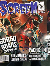 SCREEM MAGAZINE 22