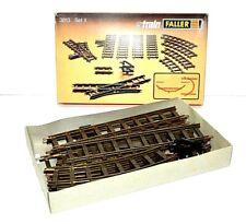 Faller E-Train/Spur 0  -  Gleis - Set II  - Nr. 3813