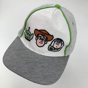 Toy Story 4 Kid's Ball Cap Hat Snapback Baseball Disney Pixar Woody Buzz