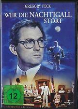Wer die Nachtigall stört (1962), R. Mulligan, Gregory Peck, nach Harper Lee.