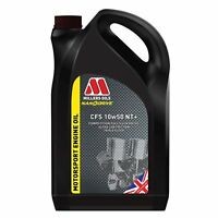 Millers Oils Nanaodrive CFS 10W50 NT+ Full Synthetic Engine Oil 5L 7964GMS SPOOX
