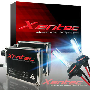 for Chevrolet Xentec Xenon light HID KIT H4 H7 H10 H11 H13 9005 9006 9007 5202