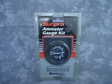 Sunpro Ammeter Gauge Kit New