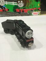 NEVILLE & TENDER~Thomas And Friends Wooden Railway Train Engine~good Condition~