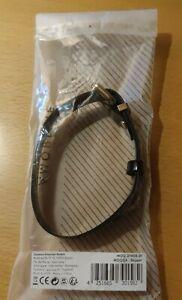 Halsband Choker von Marina Hoermanseder schwarz Lack +NEU+ Amorelie