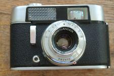 Voigtlander Vito CD Caméra 35 mm Lanthar 50 mm 1:2 .8 lens Nice