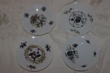 4 Mix and Match Limoges  Flowers Birds Bonbon Cake Plate