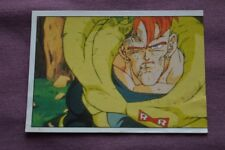 VIGNETTE STICKERS PANINI  DRAGONBALL Z TOEI ANIMATION N°129