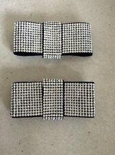 Dazzle Dimante Shoe Clip, Accessory