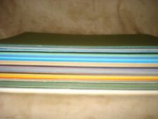 "5+lb Lot of Scrapbook/Mat Paper – 8.5"" x 11"" – Many Colors, Textures"