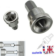 Preptec Quality Drywall / Plasterboard Screw Bit Sets To Perfect Depth Philips