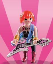 Playmobil 5597 Series 8  -  Rock Star w/Guitar -  NEW-