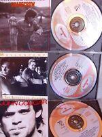 John Mellencamp- John Cougar/ Scarecrow/ Lonesome...- 3 CDs- Red Swirl France