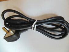 Ekco Phillips Hostess Trolley plug in type replacement mains lead 1.8 metres