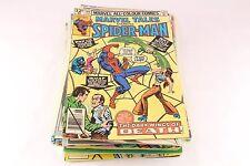 Marvel Comics Tales Starring Spider-man 28 Issues Vulture Lizard Doc Ock