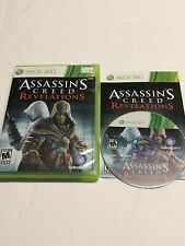 Assassin's Creed: Revelations - Microsoft Xbox 360 Game Complete - TRACKING!
