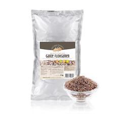 3 kg Flohsamen Indisch ganz Ballaststoffe 99% Reinheit