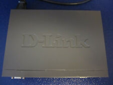 D-Link DES-3010FA 8x 10/100 Fast Ethernet Switch Working Free Shipping