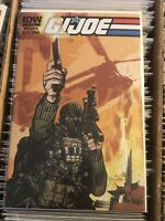 GI JOE #16 BEACHHEAD TOMMY LEE EDWARDS 2012 SEASON 2 COBRA CIVIL WAR IDW dixon