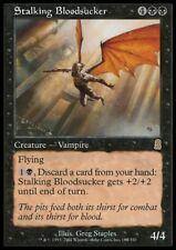 MTG 4x STALKING BLOODSUCKER - Odyssey *Rare Vampir*
