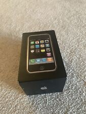 Apple iPhone 1st Generation - 8GB - Silver (O2) A1203 (GSM)